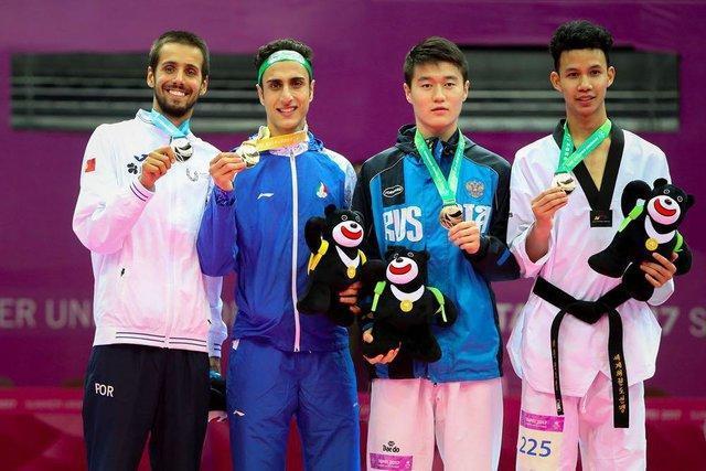 هادی تیران: نایب قهرمان المپیک را شکست دادم، طلای یونیورسیاد خیلی به من چسبید