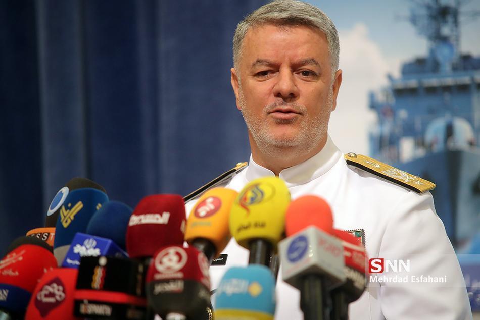 خانزادی: ناوشکن دنا بهمن ماه به ناوگان نیروی دریایی ملحق خواهد شد، شروع ساخت ناوشکن سنگین از سال 99