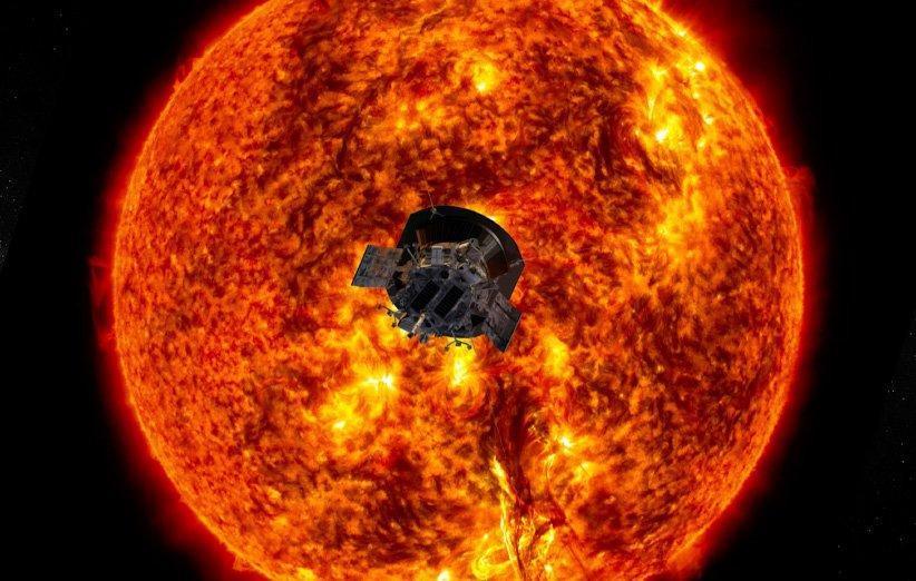 انتشار اولین نتایج علمی ماموریت کاوشگر خورشیدی پارکر