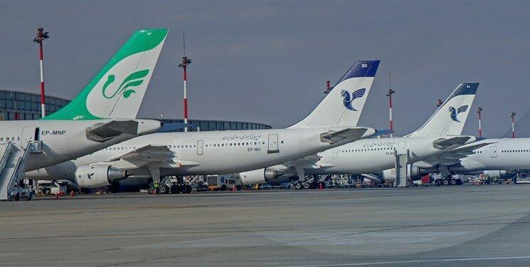 دستور ستاد کرونا برای توقف پرواز به چهار استان