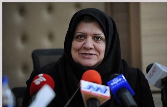 حضور همسر مرحوم پورحیدری در باشگاه استقلال