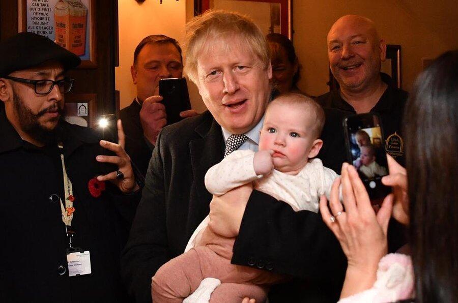 قدردانی جالب نخست وزیر بریتانیا از پزشک معالجش