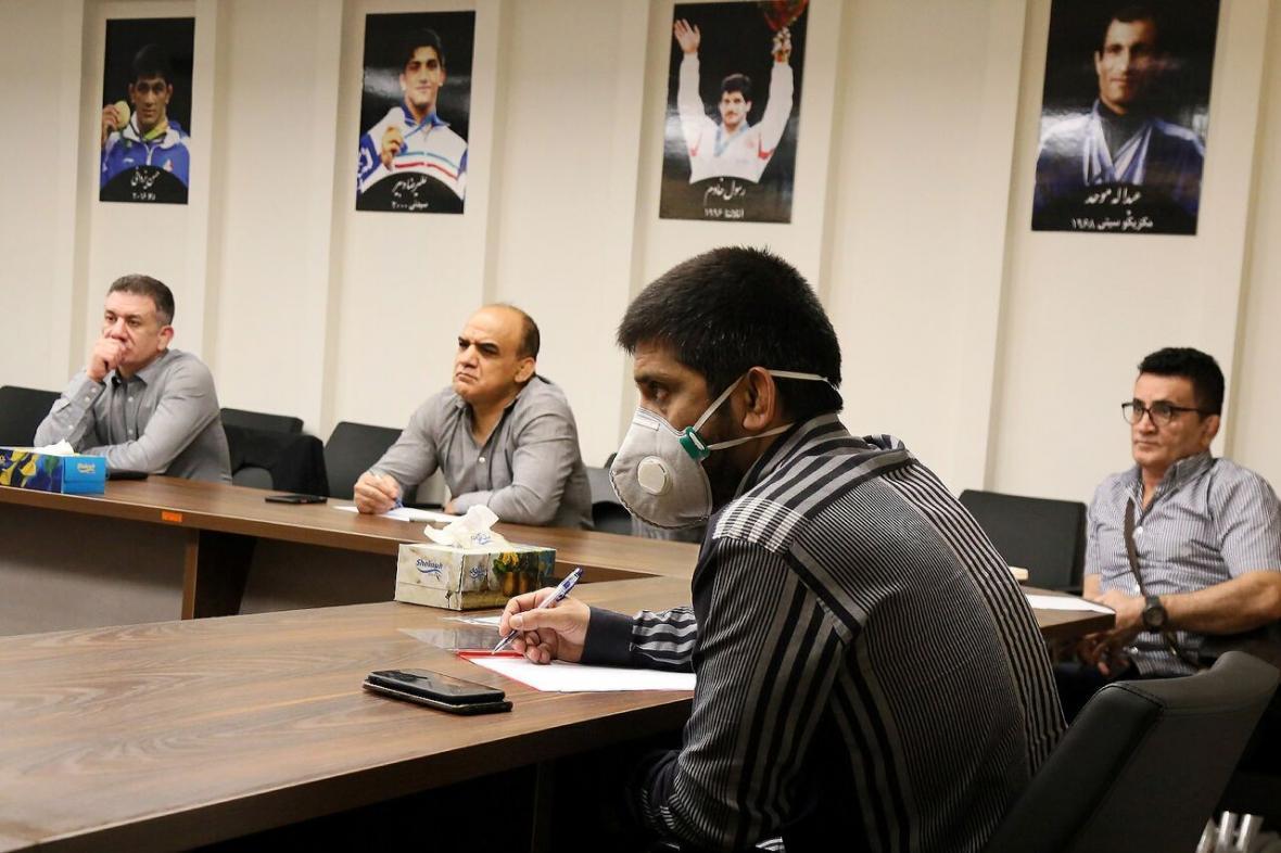 خبرنگاران بازگشت کُشتی به شرایط عادی
