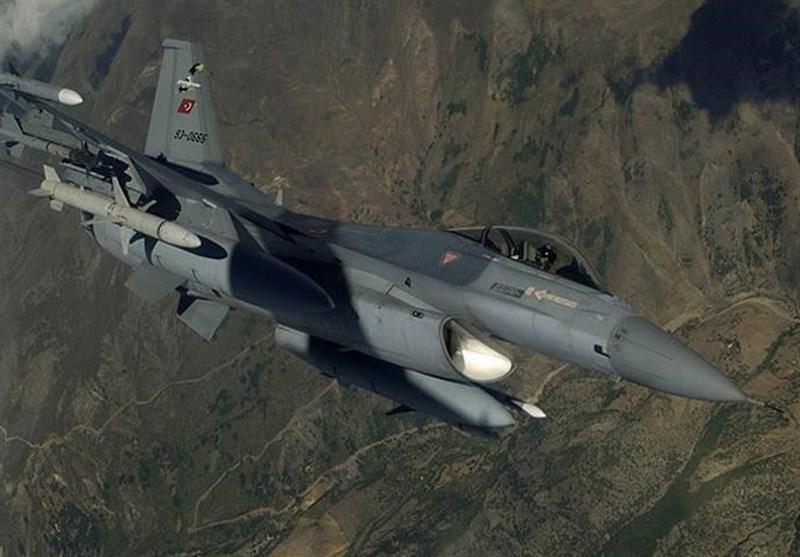 عملیات جنگنده های ترکیه در شمال عراق، کشته شدن 3 عضو پ ک ک