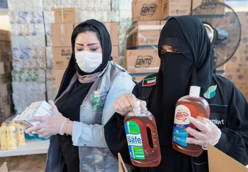 کرونا، افزایش مبتلایان به مرز 35 هزار نفر در کویت، ثبت تنها 6 مورد جدید ابتلا در تونس