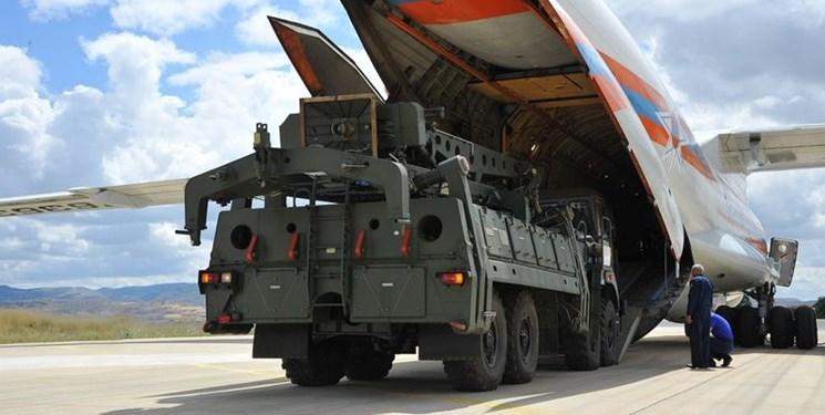ترکیه سامانه اس400 را بر روی جنگنده های آمریکا آزمایش نموده است