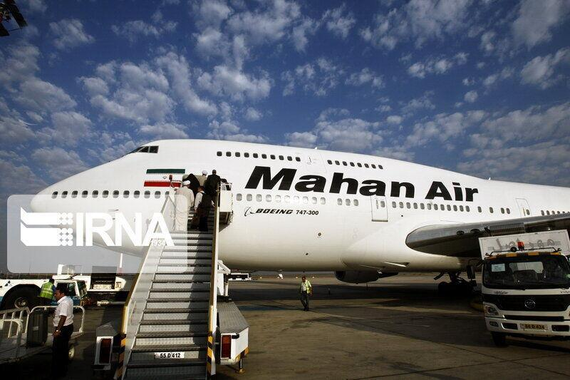 خبرنگاران هواپیمایی ماهان: تعدادی از مسافران و خدمه پرواز آسیب دیده اند