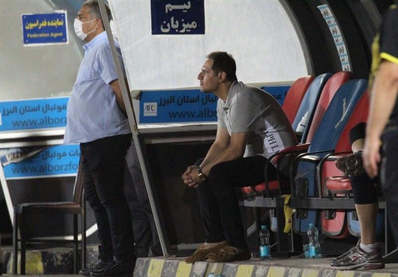 شکایت باشگاه بادران از میثم منیعی