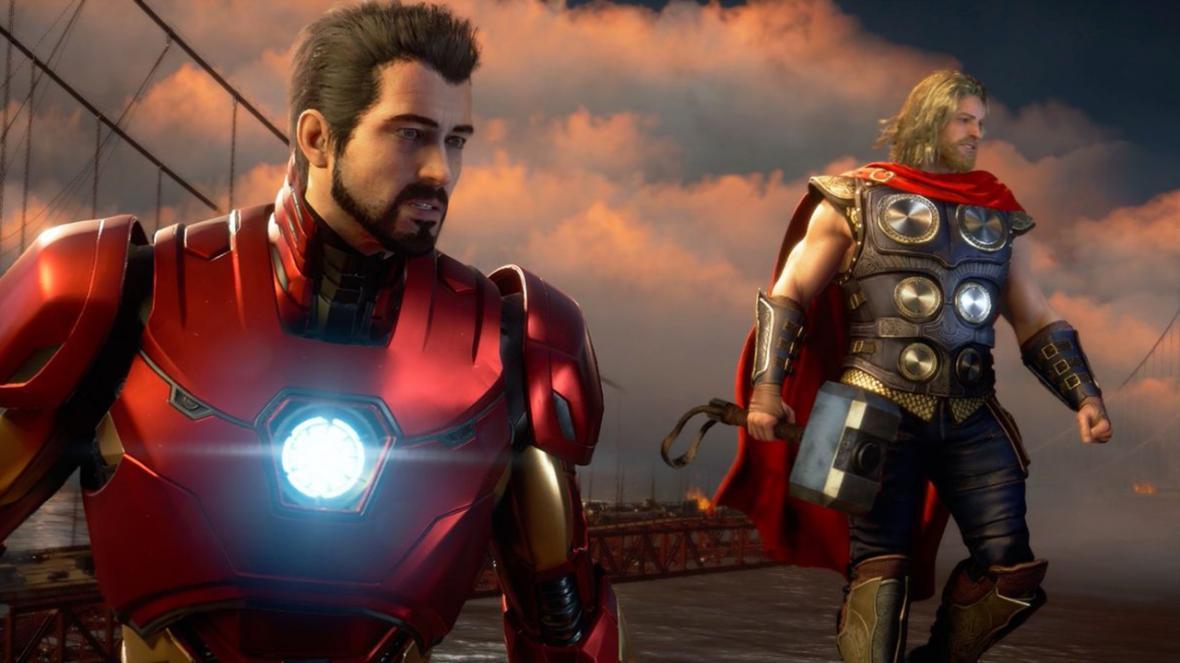 اضافه شدن مردعنکبوتی به عنوان Marvels Avengers