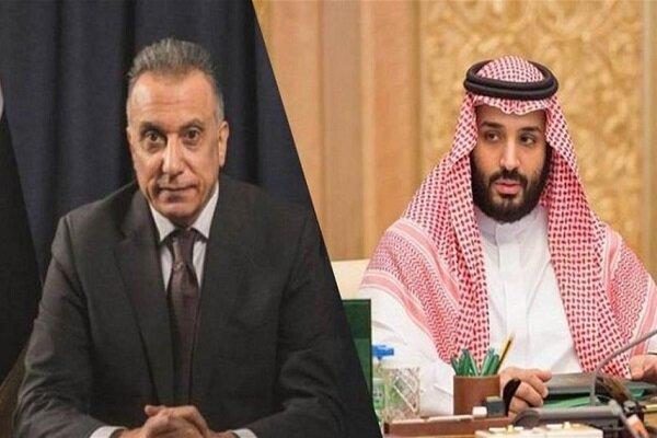 ولیعهد سعودی با نخست وزیر عراق مصاحبه کرد