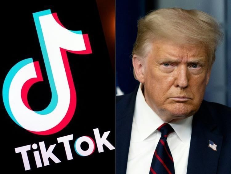 تیک تاک از ترامپ شکایت می کند