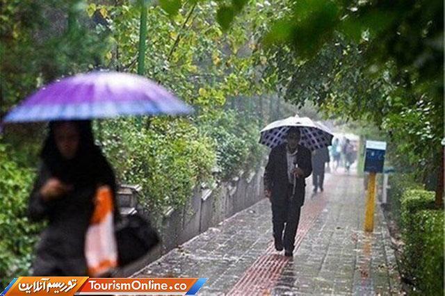 هوای استان های شمالی تا 5 روز آینده بارانی است