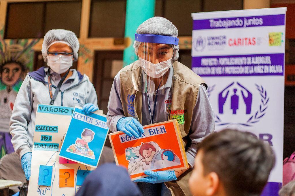 یونیسف: کرونا 97 درصد بچه ها آمریکای لاتین را از تحصیل محروم کرد