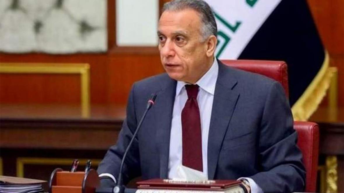 الکاظمی در پی حوادث ذی قار عراق کمیته بحران تشکیل داد