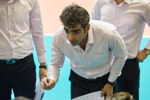 سرمربی تیم شهداب یزد: در زمان بدی با تیم هراز روبرو شدیم