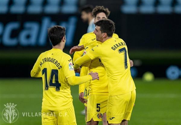 لالیگا، ویارئال با طوفان یک نیمه ای، جای بارسلونا را گرفت