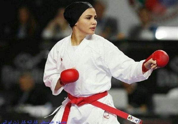 6 کاراته کار زن در اردوی سوم تیم ملی زنان