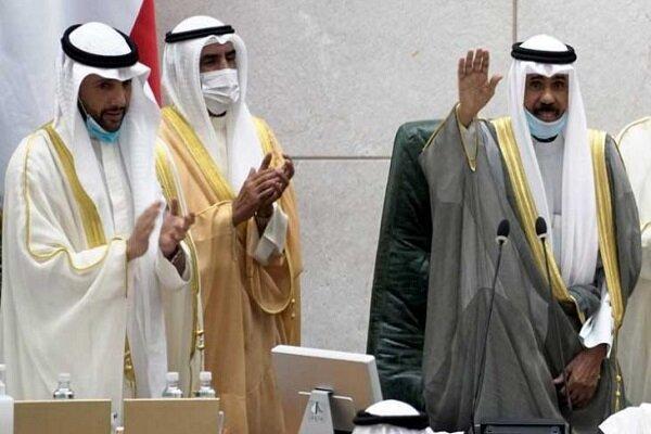 موافقت امیر کویت با استعفای دولت
