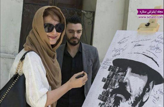 بیوگرافی فاطمه گودرزی و همسرش عبدالرضا گنجی