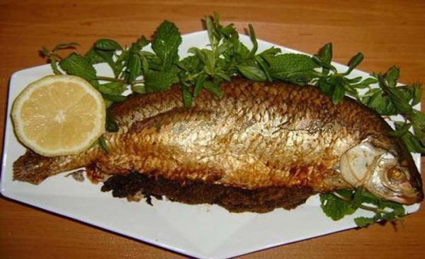 طرز تهیه ماهی شکم پر جنوبی