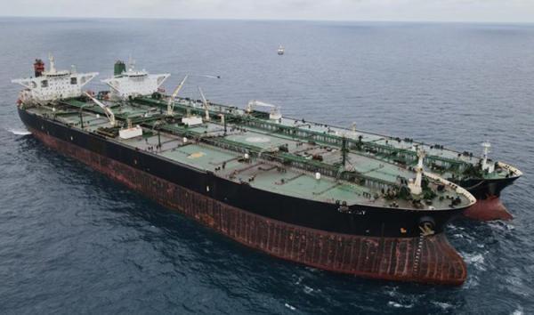 توقیف نفتکش ایرانی توسط اندونزی