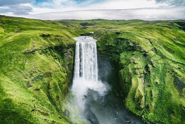 10 آبشار بزرگ دنیا از نظر عرض و ارتفاع