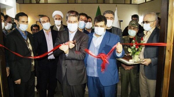 خبرنگاران استاندار آذربایجان غربی 5 طرح صداوسیمای مرکز مهاباد را افتتاح کرد
