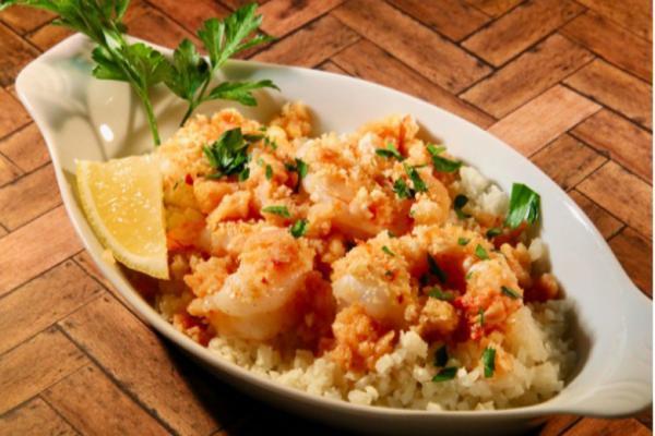 طرز تهیه یک خوراک میگوی لذیذ و اشتها برانگیز