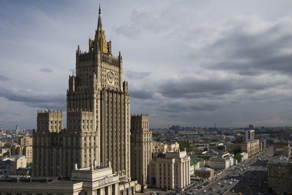 روسیه دیپلمات آلبانی را اخراج کرد