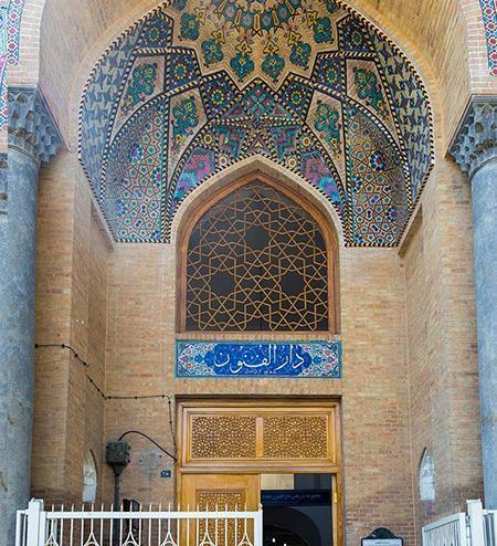 دارالفنون؛اولین مدرسه در ایران و بهترین جاذبه تهران، عکس