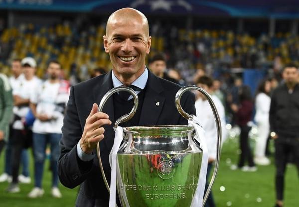 زیدان: باشگاه رئال مادرید دیگر اعتقادی به من ندارد، بازیکنان شگفت انگیزم با بردهای باشکوه مرا نجات دادند